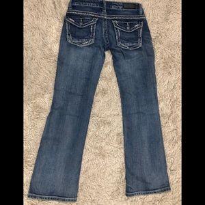 Daytrip Leo Bootcut Jeans SZ 26